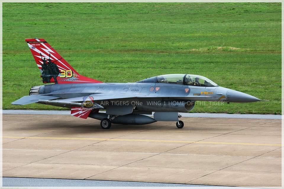 30years-of-RTAF-F-16-Fighting-Falcon 12