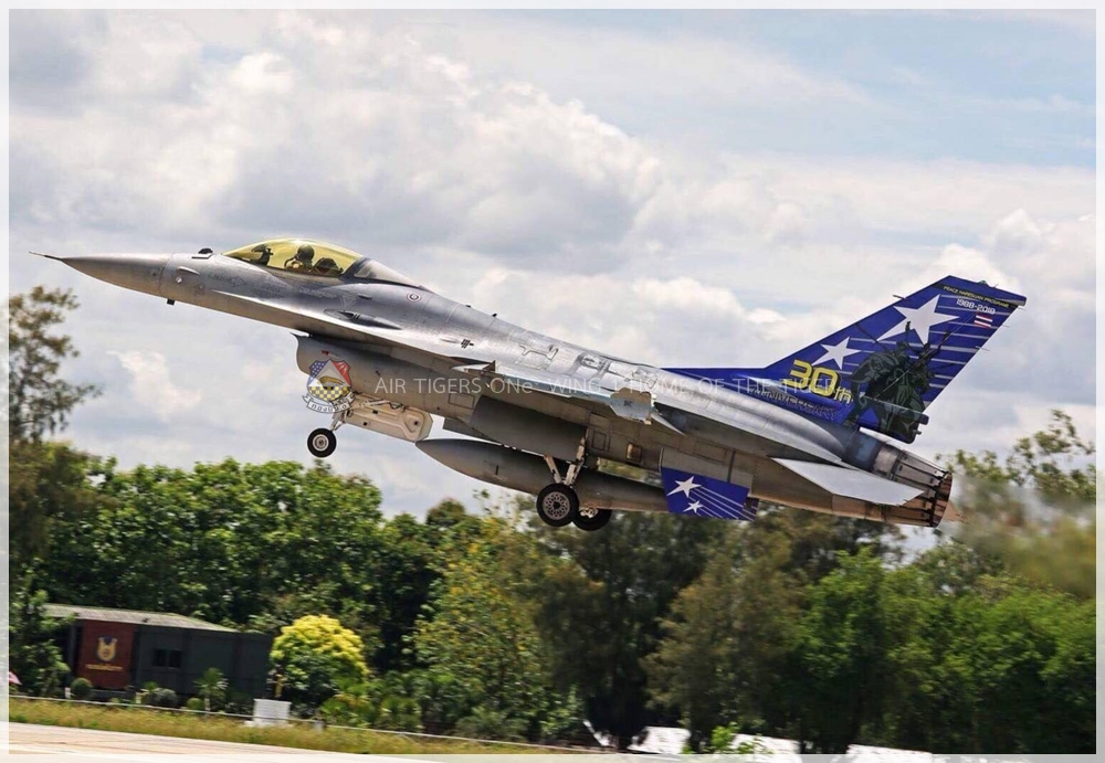 30years-of-RTAF-F-16-Fighting-Falcon 16