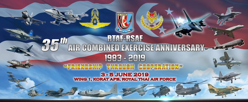 35th Anniversary of Combined Exercise ACE